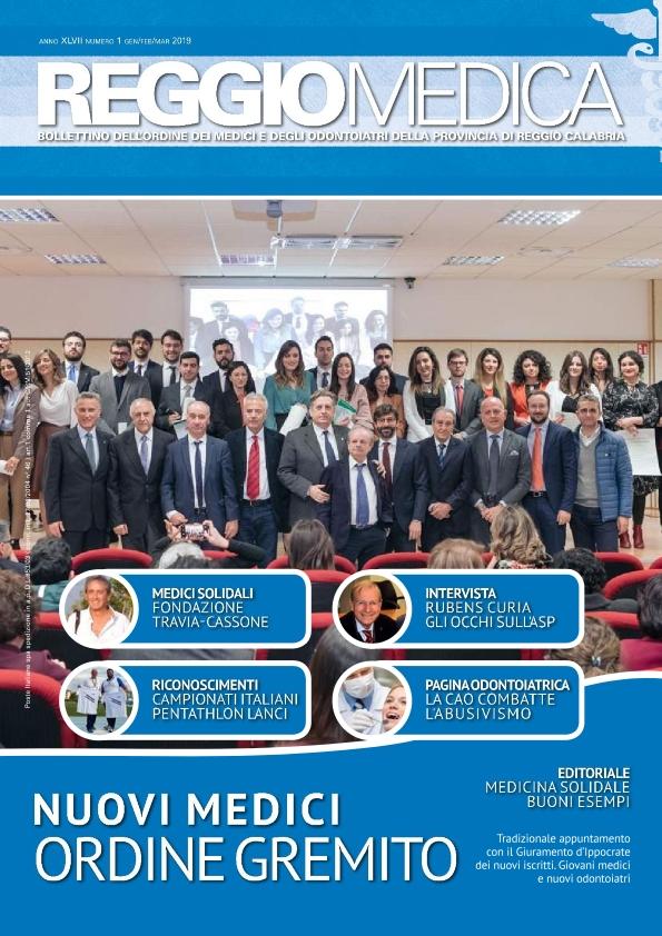 Visualizza Reggio Medica n.1 del 2019