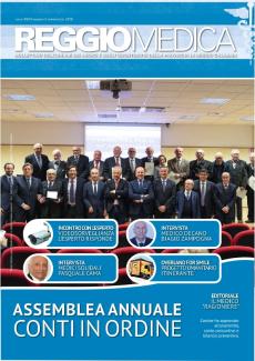 Visualizza Reggio Medica n.2 del 2019